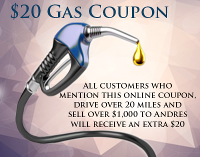 $20 gas coupon